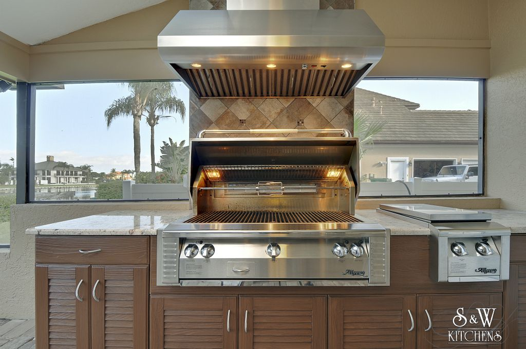Jameison Outdoor Kitchen